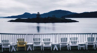 Photo of Hotel Outlook Inn on Orcas Island at 171 Main St, Eastsound, WA 98245, United States