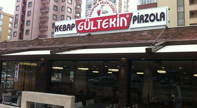 Photo of Kebab Restaurant Gültekin Kebap at Toros Mh. Kasım Yener Blv., Adana, Turkey