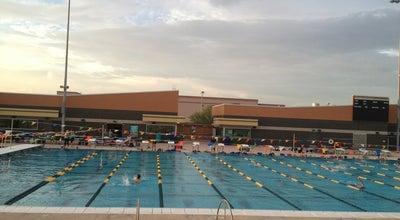 Photo of Pool Skyline Aquatics Center at 845 S Crimson Rd, Mesa, AZ 85208, United States