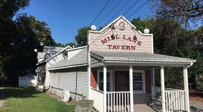 Photo of Dive Bar Mill Lane Tavern at 8 Mill Ln, Rockaway, NJ 07866, United States
