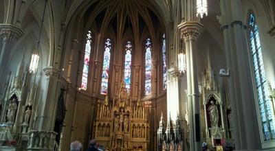 Photo of Church St. Mary's Catholic Church at Merritt Ave., Oshkosh, WI 54901, United States