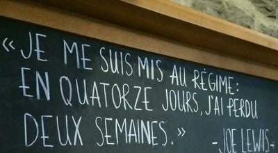 Photo of Cafe Le Petit Cochon Dingue at 24 Boulevard Champlain, Quebec, Canada