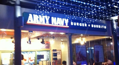 Photo of Burger Joint Army Navy Burger+Burrito at Skygarden, 2nd, Davao 8000, Philippines