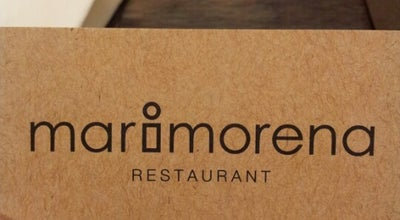 Photo of Spanish Restaurant Marimorena at Ronda Sant Ramon 145, Sant Boi de Llobregat 08830, Spain