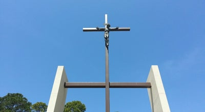 Photo of Church Holy Family Catholic Church at Pope Ave., Hilton Head Island, SC 29928, United States