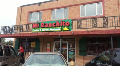 Photo of Mexican Restaurant Mi Ranchito at 7148 W 80th St, Overland Park, KS 66204, United States