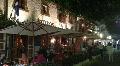 Photo of Meze Restaurant Κούκος at Νικηφόρου Μανδηλαρά 22, Ρόδος 851 00, Greece