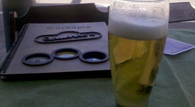 Photo of Beer Garden Eduardo's Chopperia at Juca Stockler 644, Passos 37900-012, Brazil