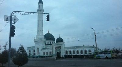 Photo of Mosque Ko'kcha Masjidi at Kokcha, Tashkent, Uzbekistan