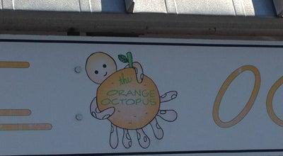 Photo of Ice Cream Shop The Orange Octopus at 1220 Old Stickney Point Rd, Sarasota, FL 34242, United States