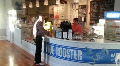 Photo of Cafe Blue Rooster Bake Shop and Eatery at 169 W Pike St, Lawrenceville, GA 30046, United States