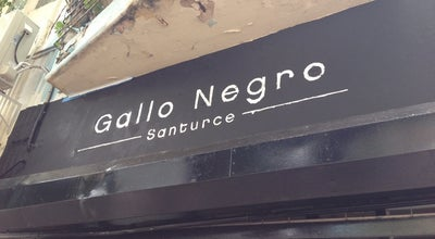 Photo of Gastropub Gallo Negro at 1107 Ave Ponce De León, San Juan 00907, Puerto Rico