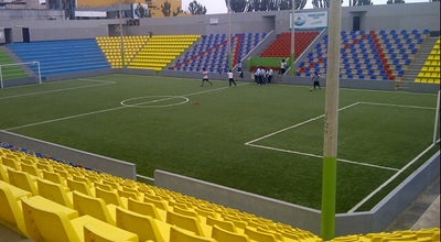 Photo of Soccer Field Coliseo Aldo Chamochumbi at Jr. Lopez De Solis 355, Magdalena del Mar, Peru