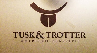Photo of American Restaurant Tusk & Trotter at 110 Se A St, Bentonville, AR 72712, United States