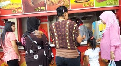 Photo of Burger Joint Uncle Bob Fried Chicken at Servey Hypermarket, Keningau 89008, Malaysia