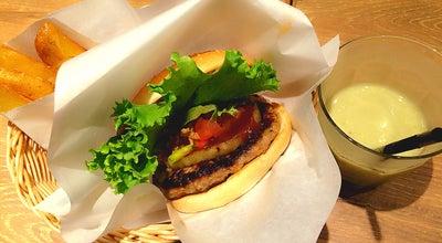 Photo of Burger Joint フレッシュネスバーガー ピオレ姫路店 at 豆腐町222, Himeji 670-0914, Japan