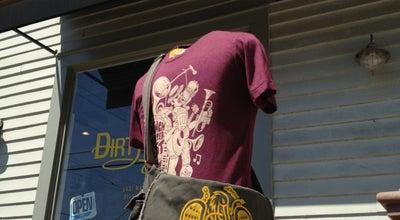 Photo of Clothing Store Dirty Coast at 5631 Magazine Street, New Orleans, LA 70115, United States