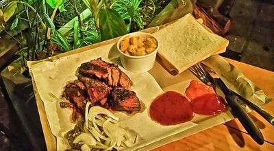 Photo of BBQ Joint Smokehouse Authentic Texas BBQ at Jl. Petitenget, Gg. Bulanbali, Kerobokan, Kuta Utara 80361, Indonesia