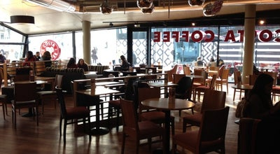 Photo of Coffee Shop Costa Coffee at Galeria Comercial Da Praça De Lisboa, Porto, Portugal
