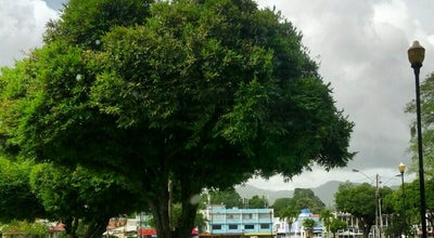 Photo of Park Adam Smith Square at Ariapita Avenue, Woodbrook, Trinidad and Tobago