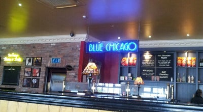 Photo of American Restaurant Blue Chicago Grill at East Point, Belfast BT 5 7, United Kingdom