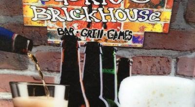 Photo of American Restaurant Jackie's Brickhouse at 1051 Marina Bay Dr, Kemah, TX 77565, United States