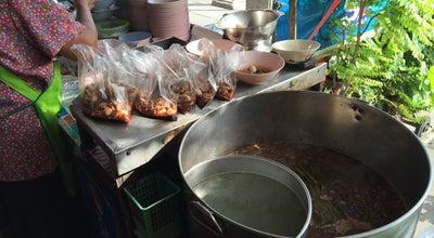 Photo of Ramen / Noodle House ก๋วยเตี๋ยวเรือลุงหนวด at Chaeng Wattana Rd., Pak Kret 11120, Thailand