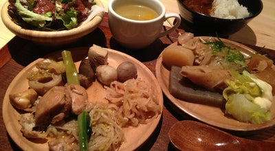 Photo of Buffet 都野菜 賀茂 at 下京区扇酒屋町276, 京都市, Japan