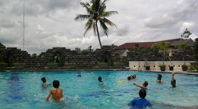 Photo of Pool Swimming Pool The Sahid Rich Hotel at Yogyakarta, Indonesia