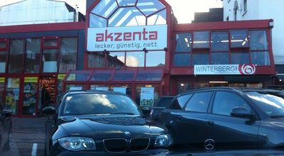Photo of Supermarket akzenta at Unterdörnern 61-63, Wuppertal 42283, Germany