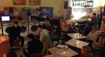 Photo of Cafe Innovationpoint Cafe + Waschsalon at Kaiserstr. 1b, Bonn 53113, Germany
