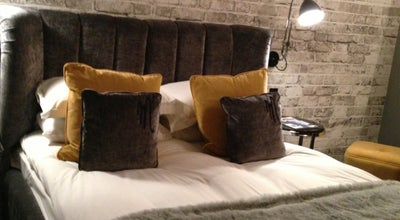 Photo of Hotel Malmaison at 18-21 Charterhouse Sq, London EC1M 6AH, United Kingdom