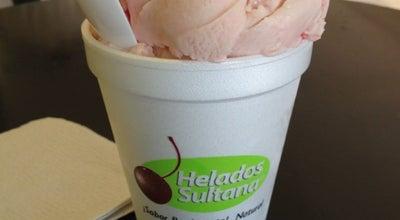 Photo of Ice Cream Shop Helados Sultana at Paseo De Las Americas 1711, Guadalupe, Mexico
