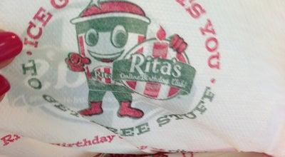Photo of Ice Cream Shop Rita's Water Ice at 3569 E Landis Ave, Vineland, NJ 08361, United States