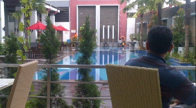 Photo of Pool Pool Side - Mercure at Hotel Mercure, Pontianak, Indonesia