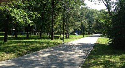 Photo of Park Сквер им. Миндовского at Мира, Russia