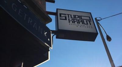 Photo of German Restaurant Studio Kraut at 160 8th Ave, New York, NY 10011, United States