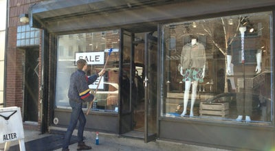 Photo of Clothing Store Alter at 407 Graham Ave, Brooklyn, NY 11211, United States