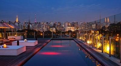 Photo of Hotel Bar Skye at Hotel Unique, São Paulo 01402-002, Brazil