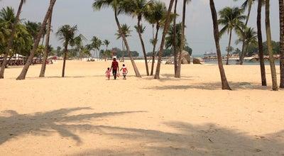 Photo of Beach Siloso Point at Siloso Beach Walk, Sentosa Island 098999, Singapore
