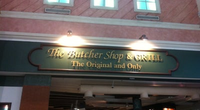 Photo of Steakhouse The Butcher Shop & Grill at Al Waab St., Doha, Qatar