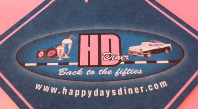 Photo of Diner HD Diner at Centre De Shopping La Part-dieu, Lyon 69008, France