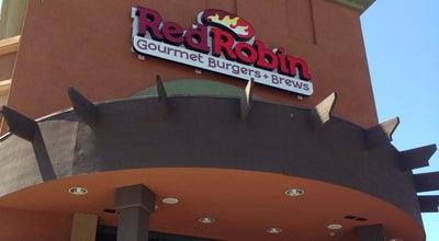 Photo of Burger Joint Red Robin Gourmet Burgers at 3906 Rivermark Plz, Santa Clara, CA 95054, United States