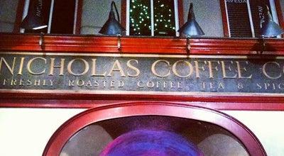 Photo of Coffee Shop Nicholas Coffee & Tea Company at 23 Market Sq, Pittsburgh, PA 15222, United States