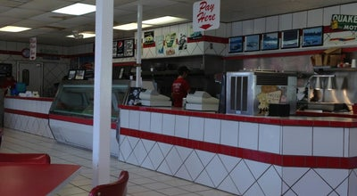 Photo of Burger Joint CJs Butcher Boy Burger at 2803 N Arkansas Ave, Russellville, AR 72802, United States