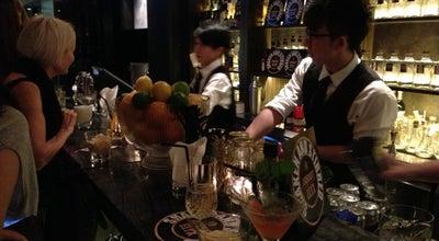 Photo of Cocktail Bar Quinary at 56-58 Hollywood Rd, Central, Hong Kong