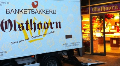 Photo of Bakery Olsthoorn at Amersfoortsestraatweg 3, Naarden, Netherlands