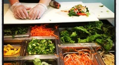 Photo of Vietnamese Restaurant Freshroll Vietnamese Rolls & Bowls at 135 4th St, San Francisco, CA 94103, United States