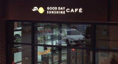 Photo of Cafe Good Day Sunshine Cafe at 100-2950 King George Blvd, Surrey, BC, Canada