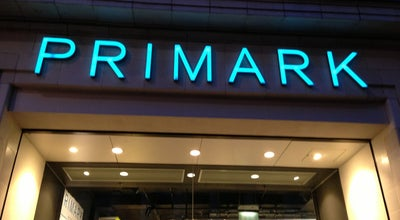 Photo of Clothing Store Primark at 14-28 Oxford St, London W1D 1AS, United Kingdom